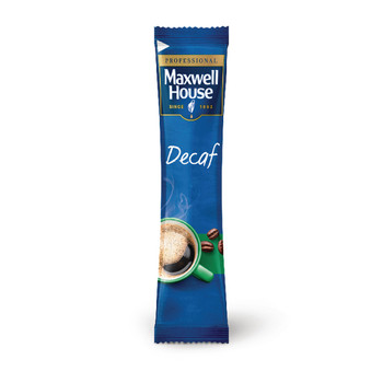 Maxwell House Instant Decaf Pk1000