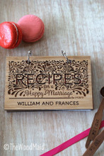 Recipe book for happy marriage