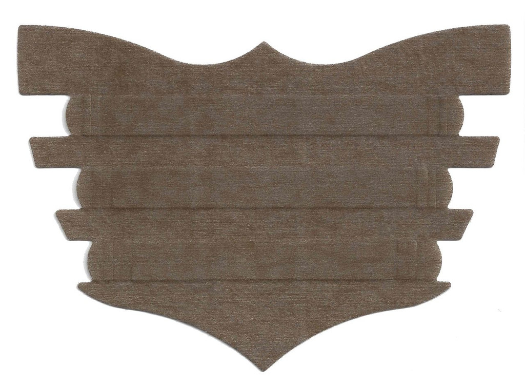 Brown FLAIR Strip