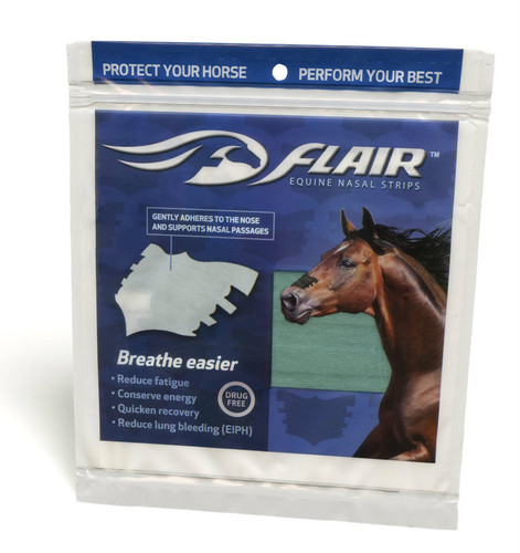 Turquoise FLAIR Strips Package