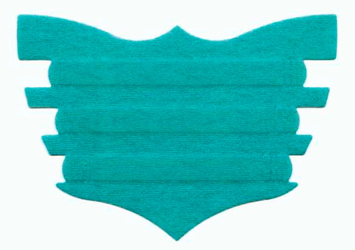 FLAIR Nasal Strips Single Pack Turquoise