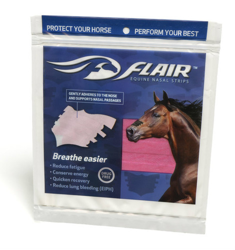 Pink FLAIR Strips Package