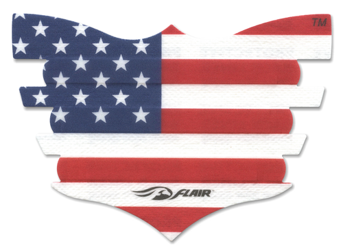 USA Flag FLAIR Strip