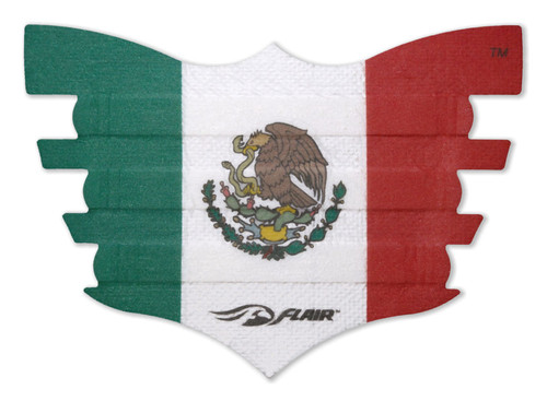 Mexico Flag FLAIR Strip