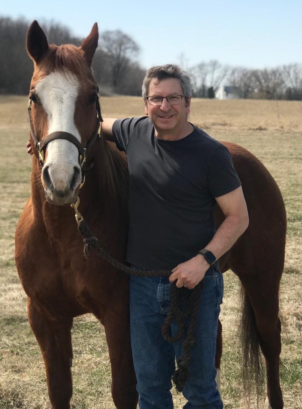 Jim Chiapetta, Achieve Equine Principal