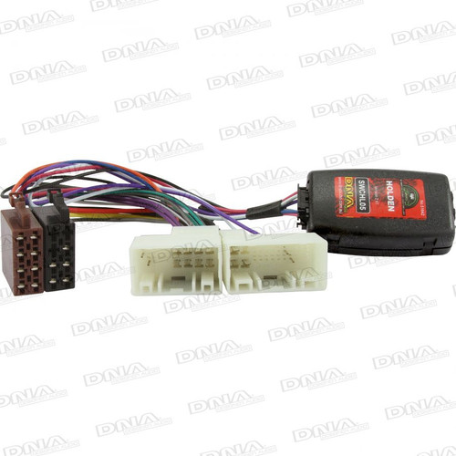 DNA - Steering Wheel Controller To Suit Hyundai Vehicles - SWCHY03