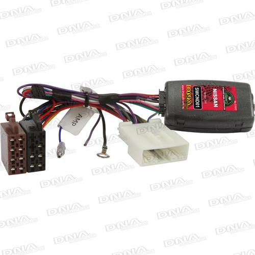 DNA - Steering Wheel Controller To Suit Nissan Vehicles - SWCND01