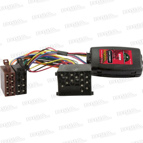 DNA - Steering Wheel Controller To Suit BMW Vehicles - SWCBM01