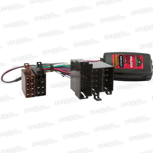 DNA - Steering Wheel Controller To Suit Holden Commodore VY VZ - SWCHL01