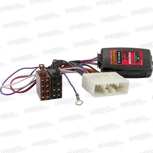 DNA - Steering Wheel Controller To Suit Holden Commodore VT and VX - SWCHL02