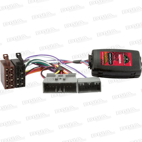 DNA - Steering Wheel Controller To Suit Honda Vehicles - SWCHO01