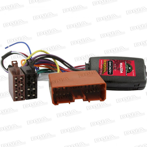 DNA - Steering Wheel Controller To Suit Mazda Vehicles - SWCMZ01