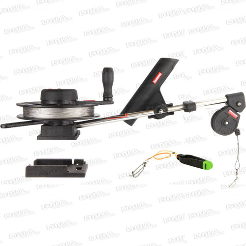 Manual Horizontal Spool Downrigger For Fishing EC100