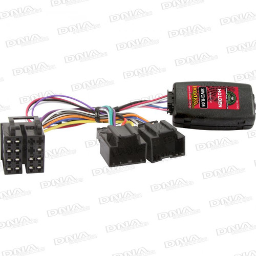 DNA - Steering Wheel Controller To Suit Holden Vehicles Barina Captiva Epica SWCHL05