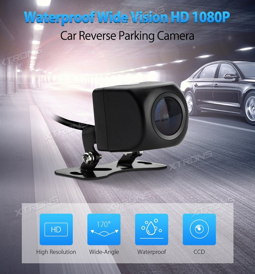 EXTNIX - HD 1080P Car Reverse Parking Camera Waterproof Wide Vision