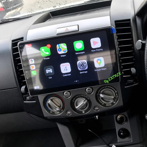 "EXTNIX Apple Carplay Android Auto FORD RANGER Mazda BT50 BT-50  9"" HD Touch Screen 2.5D Android 10 Bluetooth GPS USB Infotainment SYSTEM With Reverse Camera"
