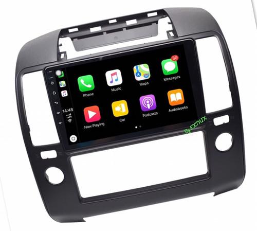 EXTNIX Nissan Navara D40 Pathfinder R51 Apple CarPlay Android Auto Infotainment System
