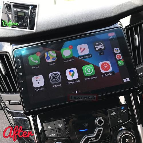 EXTNIX Apple Carplay Hyundai i45 YF Android Multimedia Infotainment System
