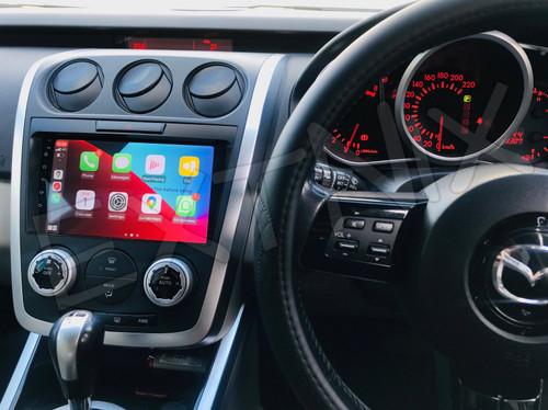 EXTNIX Premium Mazda CX-7 2006-2012 Infotainment System Wireless Apple CarPlay Bose Compatible