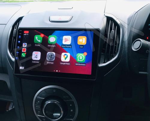 EXTNIX Holden Colorado Isuzu Dmax Mux Apple CarPlay Android Auto Infotainment System