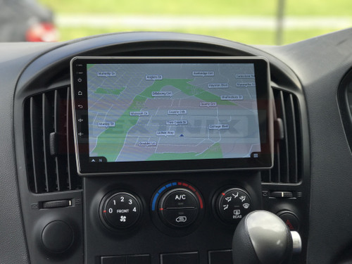 "Extnix 9"" Hyundai iLoad Starex Android Infotainment System Upgrade"