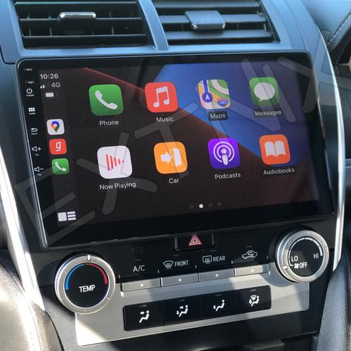 Toyota Camry 2012 - 2017 Apple Carplay Android Auto Infotainment System Upgrade