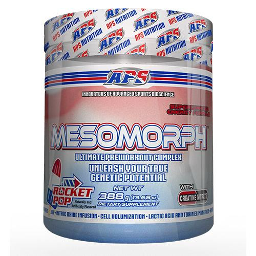 Mesomorph | Preworkout Supplement | APS Nutrition