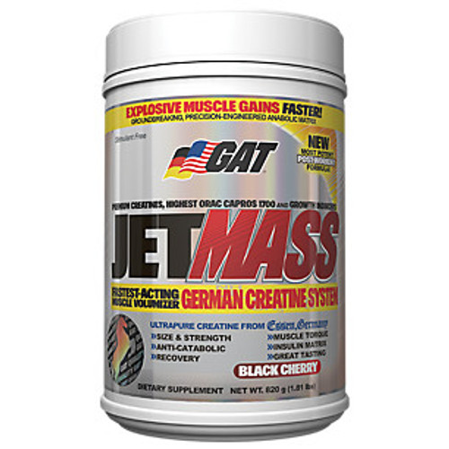 GAT JetMASS BLACK CHERRY