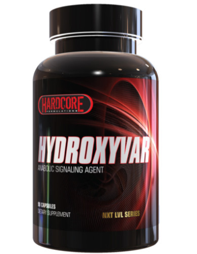 Hardcore Formulations Hydroxyvar