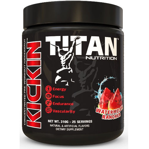 Titan Nutrition KickIn Pre-Workout