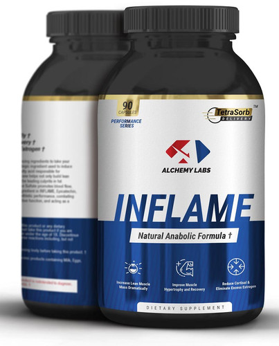 INFLAME — Natural Muscle Builder