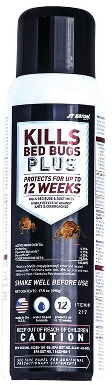 Bed Bug Killer 17.5oz Aerosol Can