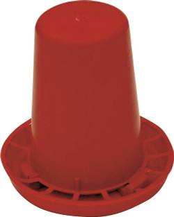 Brower 1QW Super Start Poultry Waterer, 1 qtCapacity, 7 in Dia X 7-1/2 in H, Plastic