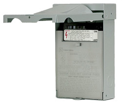 Switch Ac Disc 3r Fused 2p 30a