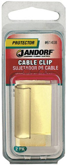 Cable Clip Adhesive 1/4 In