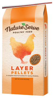 Feed Poultry Layer 40lb
