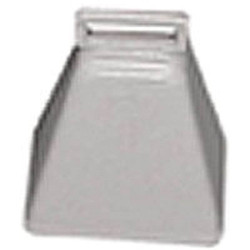 Speeco S90071100 Cow Bell, 11LD, 2-15/16 in H, 3-1/2 in Clapper, Steel, Powder Coated, Copper