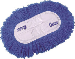 """Quickie 0654 Mop Refill, Virgin Nylon, For Use With Swivel-Flex 065, 067 Type """"D"""" Dust Mop"""