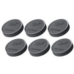 Cap Storage Plastic Wide Mouth 6 pack
