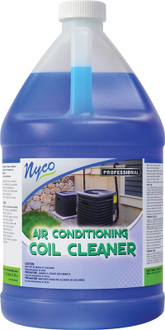 Air Conditioner Coil Cleaner 128 oz Blue Liquid