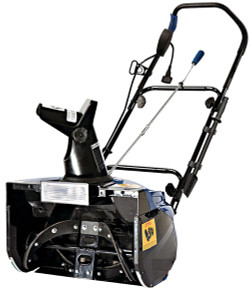 Snow Joe SJ623E Snow Thrower, 720 lb/min Plowing, 18 in W Cleaning
