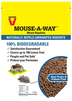 Victor Mouse-A-Way M806 Animal Repellent Bag