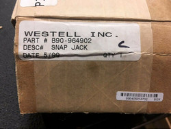 (A48) Westell #B90-964902 Snap Jaccket 48 T1 circuit demarcation equip w/info