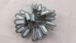 100 Grey Tamper Evident Taplock Drop Cable Security Tag Fast shipping!!!