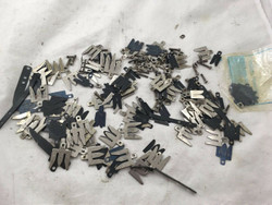 24-26 Ga Replacement Blade pack Assorted W/ Screws/ HDWs