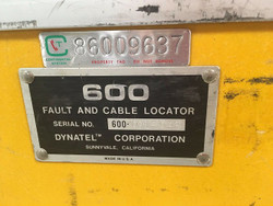 3M DYNATEL 600 FAULT AND CABLE LOCATOR