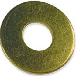 """5/8"""" X 1-3/4""""OD FLAT WASHER 100 PACK. FAST SHIPPING"""