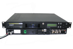 ADTEC DUET 3.0 MPEG 2 VIDEO INSERTER / VIDEO SERVER Fast Shipping!!!