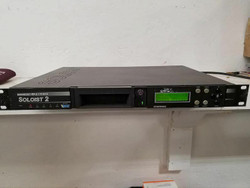 ADTEC Soloist 2 Broadcast MPEG-2 Player Fast Shipping!!!