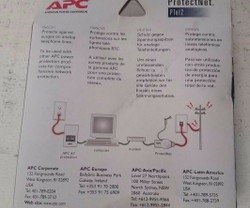 APC Surge Protector PTel2 Protectnet Telephone Modem Surge Protector